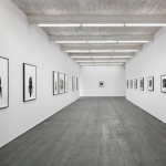 Robert Mapplethorpe/Michael Sayles, installation view (North wall)