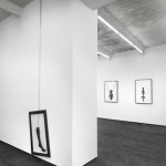 Michael Sayles, installation view (West walls)
