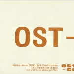 OstGut, 1999, courtesy Berghain OstGut and xavierlaboulbenne, Berlin