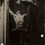 Photographic study, 1939-45 (Catedral de San Pedro de Vic), argentic print, 30 x 24 cm, unique JSM 07bis