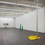 Xavier Mazzarol, Penner, 2017, installation view xavierlaboulbenne, Berlin